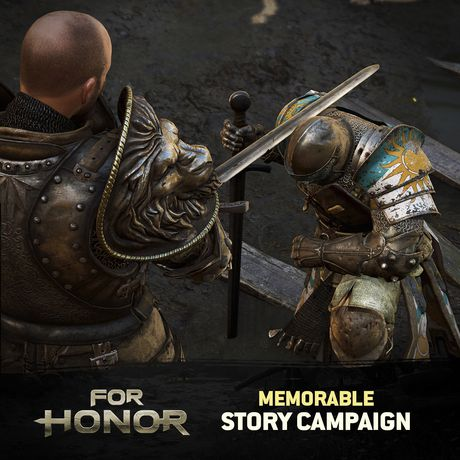 For honor best options ps4