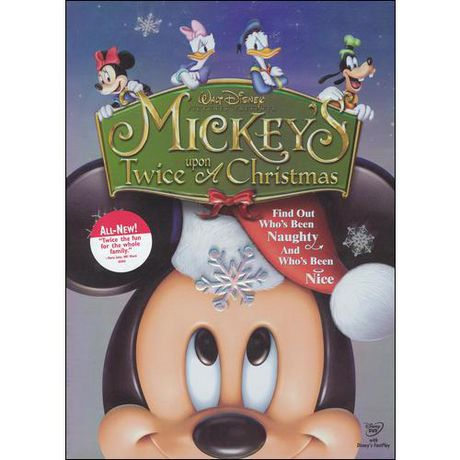 Mickey's Twice Upon A Christmas | Walmart Canada