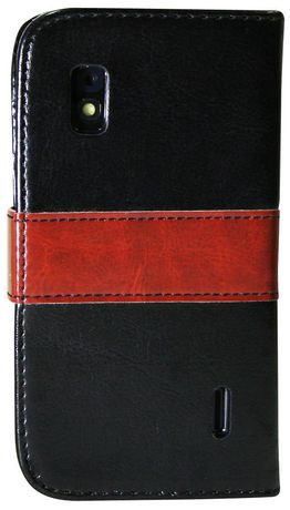 Exian Case for Nexus 4 - Leather Wallet - image 3 of 3