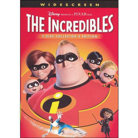 The Incredibles (2-Disc) (Collector's Edition) - image 1 de 1
