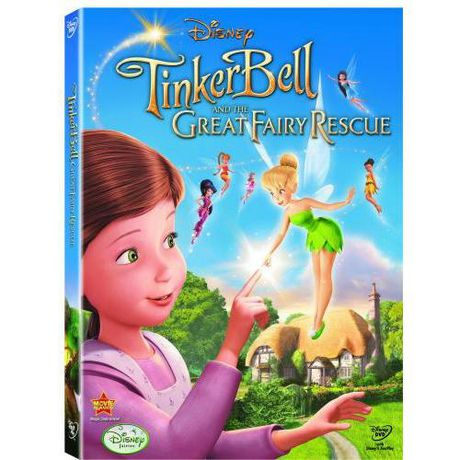 Tinker Bell And The Great Fairy Rescue | Walmart Canada