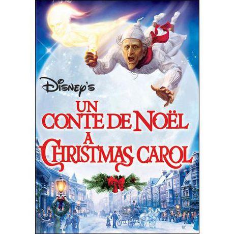 Disneys A Christmas Carol.Disney S A Christmas Carol Bilingual Walmart Canada