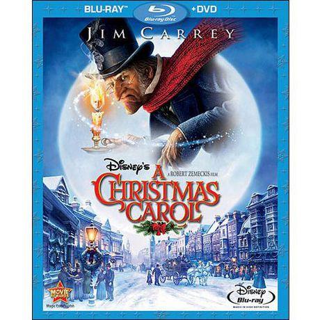 Disney's A Christmas Carol (Blu-ray + DVD) | Walmart Canada