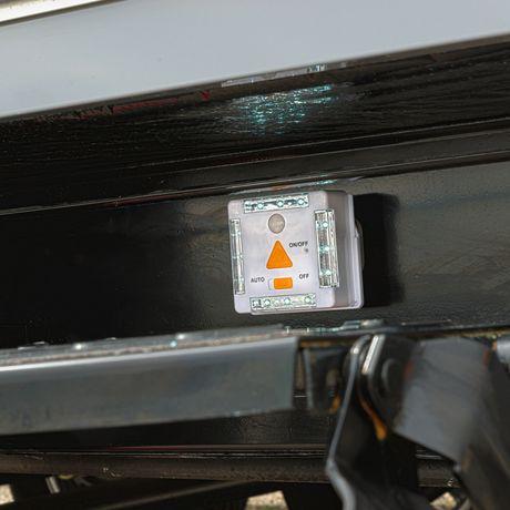 LYNX 12 LED LITE AVEC DÉTECTEUR DE MOUVEMENT ET D'AUBE / DE CRÉPUSCULE - image 7 de 7