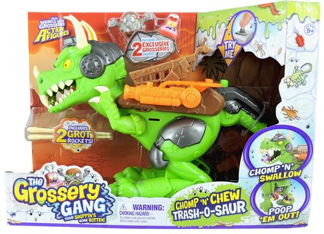 The Grossery Gang Series 5 Dino Playset - image 2 of 3