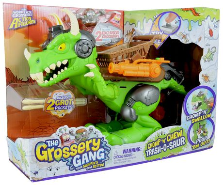 The Grossery Gang Series 5 Dino Playset - image 3 of 3