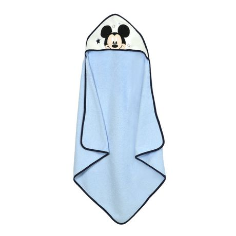Disney Boys' Mickey Mouse Hooded Towel - image 2 of 2