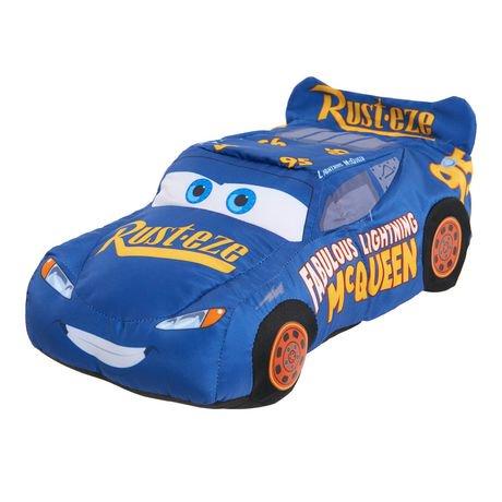 Disney Cars 3 Transforming Lightning Mcqueen Plush