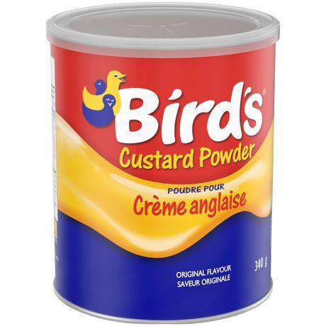Birds Birds Original Flavour Custard Powder Walmart Canada