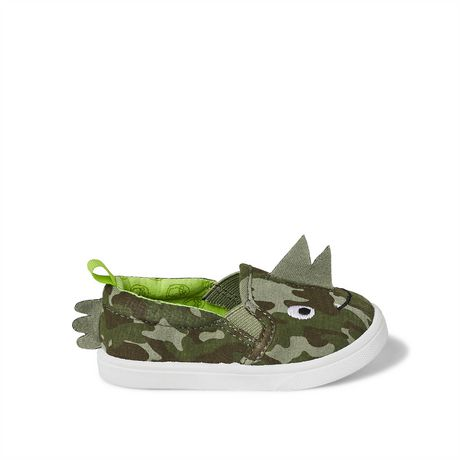 George Baby Boys' Dino Sneakers - image 1 of 5