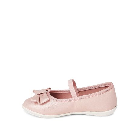 George Toddler Girls' Shimmer Abba Shoes - image 3 of 4