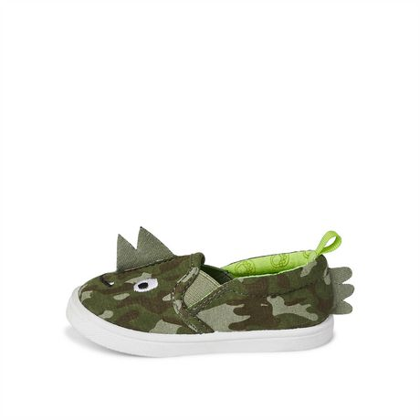 George Baby Boys' Dino Sneakers - image 3 of 5