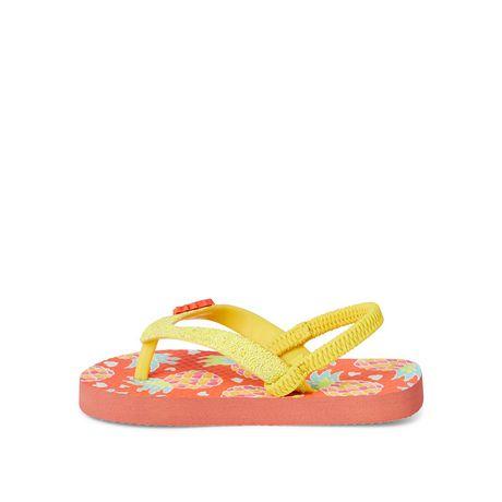 George Toddler Girls' Fruit Sandals - image 3 of 4