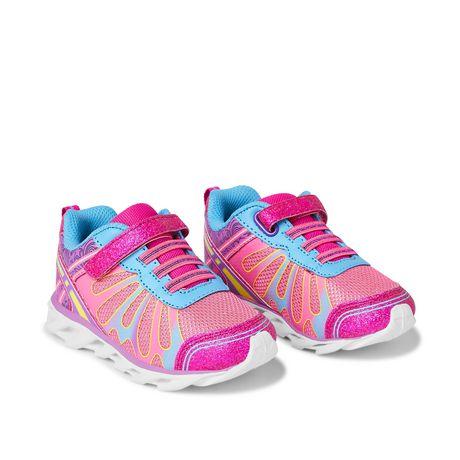 Chaussures de course avec papillons Athletic Works pour petites filles - image 2 de 5