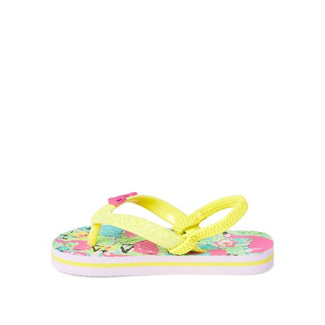 George Toddler Girls' Palm Sandals - image 3 of 4