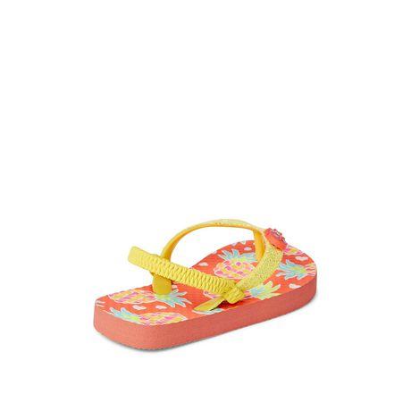 George Toddler Girls' Fruit Sandals - image 4 of 4
