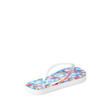 George Girls' Party Flip Flops - image 4 of 4