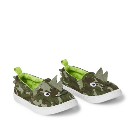 George Baby Boys' Dino Sneakers - image 2 of 5