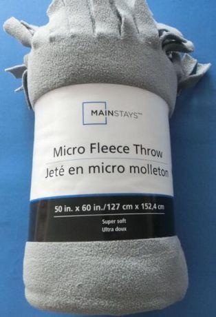Mainstays Micro Fleece Throw Walmart Ca