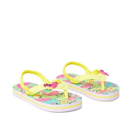 George Toddler Girls' Palm Sandals - image 2 of 4