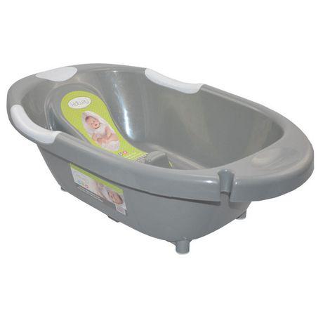 kidiway deluxe grey bathtub. Black Bedroom Furniture Sets. Home Design Ideas