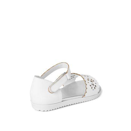 George Toddler Girls' Acorn Sandals - image 4 of 4