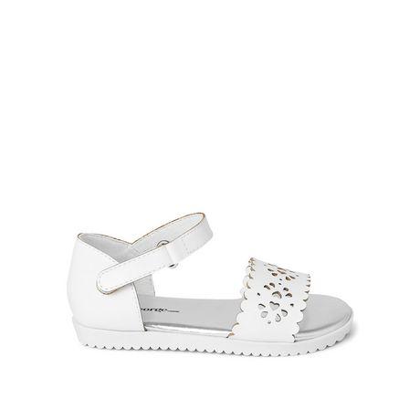 George Toddler Girls' Acorn Sandals - image 1 of 4