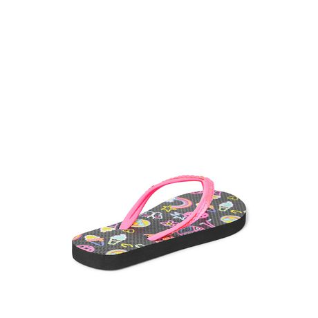 George Girls' Icon Flip Flops - image 4 of 4