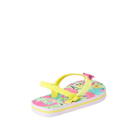 George Toddler Girls' Palm Sandals - image 4 of 4