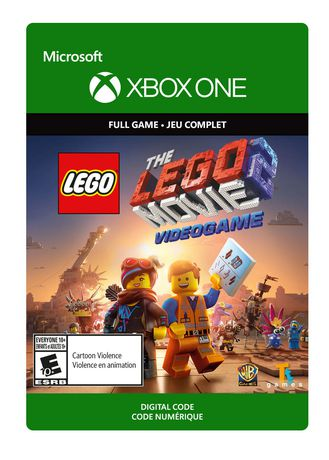 Xbox One Lego Movie 2 The Video Game Download Walmart Canada