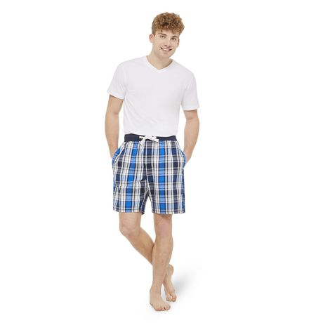 George Men's Twill Sleep Shorts - image 5 of 6