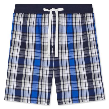 George Men's Twill Sleep Shorts - image 6 of 6