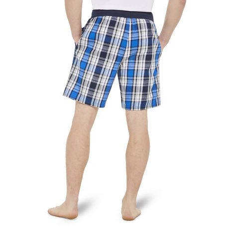George Men's Twill Sleep Shorts - image 3 of 6
