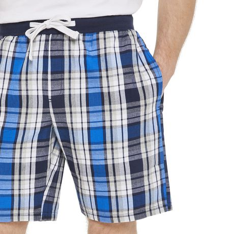 George Men's Twill Sleep Shorts - image 4 of 6