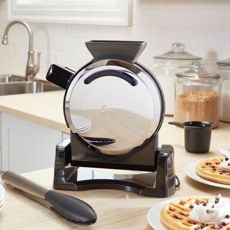 Oster Vertical Waffle Maker - image 4 of 7