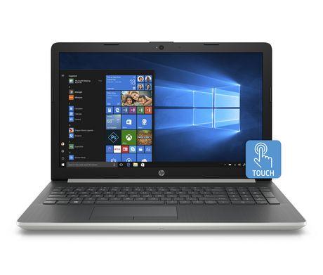 Hp 15 Da0029 15 6 Ultrabook With Intel I3 8130 Walmart Canada