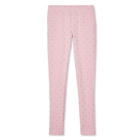 George Girls' French Terry Jegging - image 1 of 2