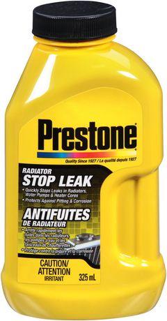 Prestone Stop Leak Radiator Walmart Canada