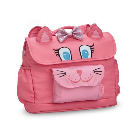 Bixbee Animal Pack Kitty Backpack (small) - image 1 of 2
