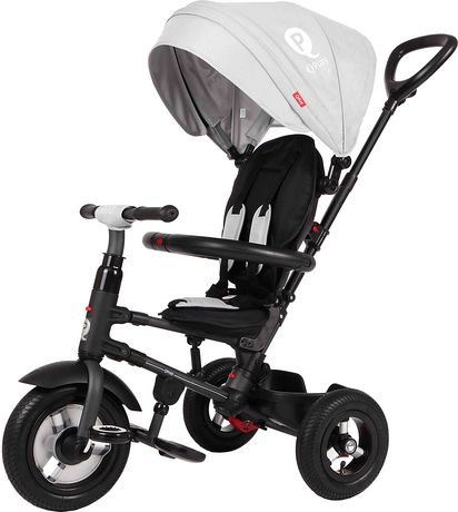 Tricycle Pliable Qplay Rito Plus - Gris - image 1 de 1