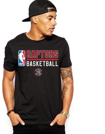 NBA Toronto Raptor's Men's Short Sleeve Tee - image 1 of 1