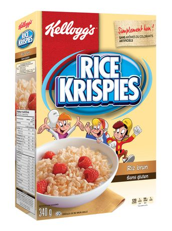 Kelloggs rice krispies brown rice gluten free cereal 340g kelloggs rice krispies brown rice gluten free cereal 340g ccuart Image collections