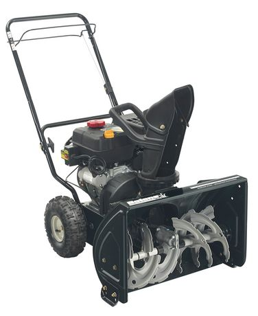 Bolens 22 Inch Two-Stage Snow Blower