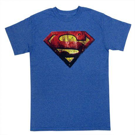 Superman Men's short Sleeve Tee - image 1 of 1