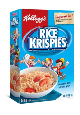Kellogg's Rice Krispies Cereal, Original, 440g - image 4 of 5