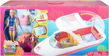 Ens. de jeu Bateau Barbie et Chelsea - image 5 de 5