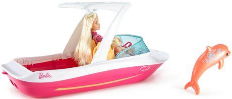 Ens. de jeu Bateau Barbie et Chelsea - image 4 de 5
