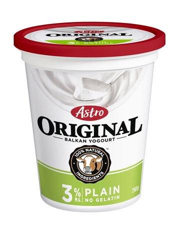 Astro coupons yogurt