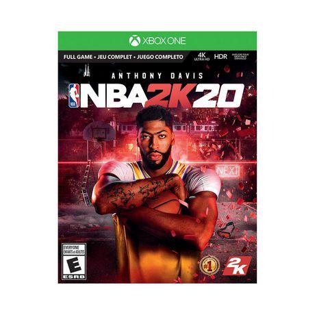 Xbox One X NBA 2K20 Bundle 1TB (Xbox One) - image 4 of 9