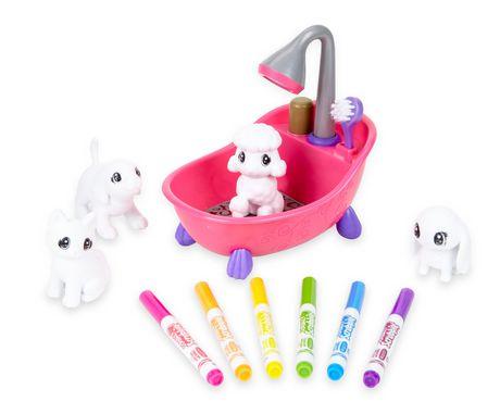 Crayola Scribble Scrubbie Pets Scrub Tub Playset - image 5 of 9